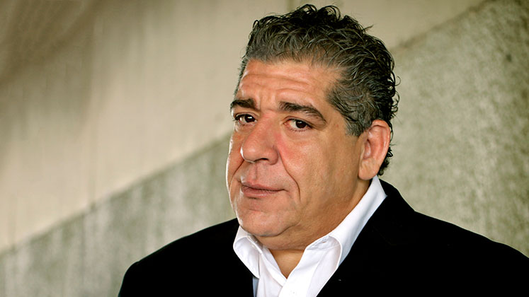 Large image of stand-Up comic Joey Diaz