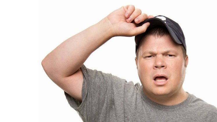 Large image of stand-Up comic John Caparulo