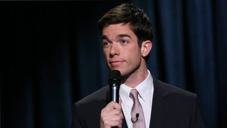 Large image of stand-Up comic John Mulaney}