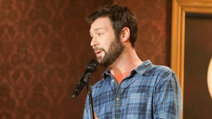 Large image of stand-Up comic Jon Dore