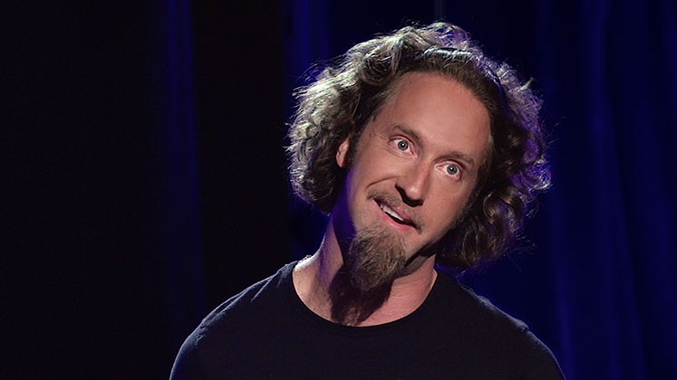 Large image of stand-Up comic Josh Blue