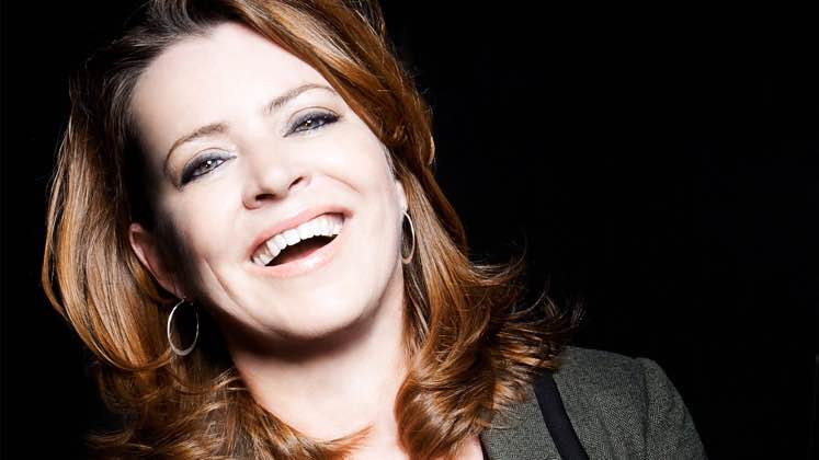 Large image of stand-Up comic Kathleen Madigan