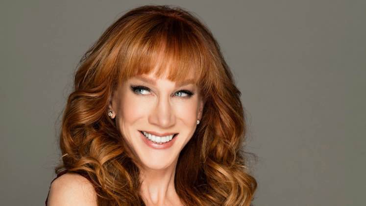 Large image of stand-Up comic Kathy Griffin