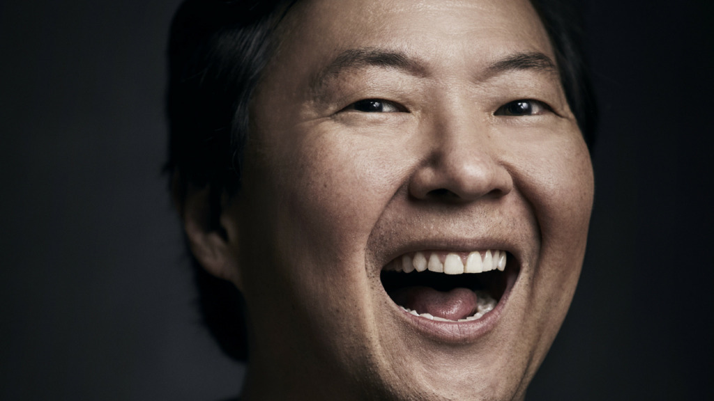 Large image of stand-Up comic Ken Jeong