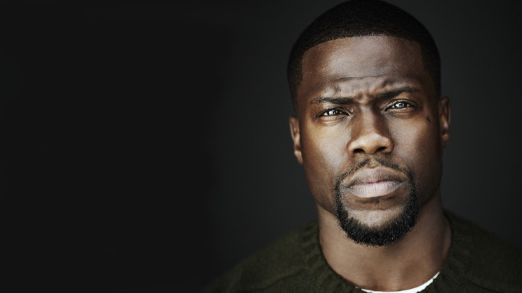 Large image of stand-Up comic Kevin Hart