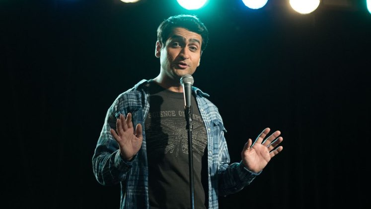 Large image of stand-Up comic Kumail Nanjiani