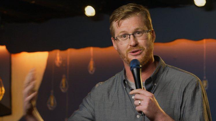 Large image of stand-Up comic Kurt Braunohler