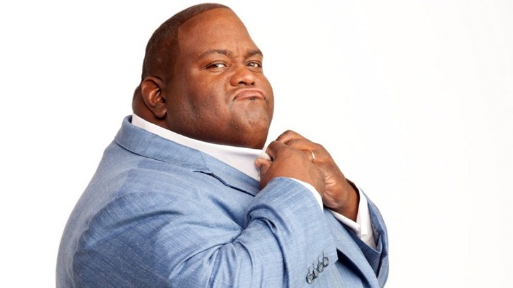 Large image of stand-Up comic Lavell Crawford