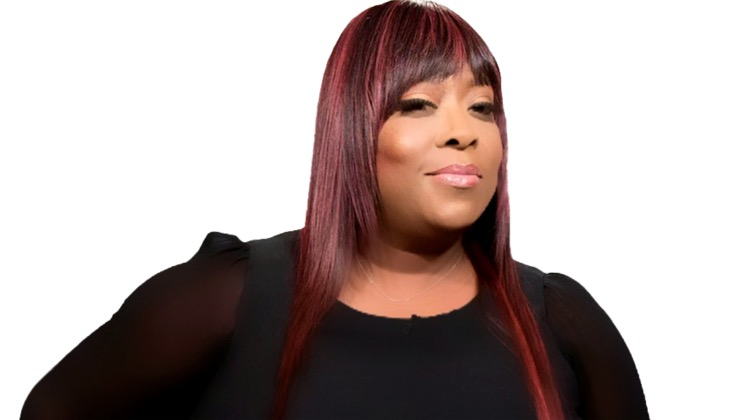 Large image of stand-Up comic Loni Love