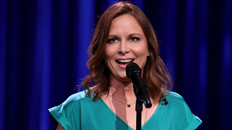 Large image of stand-Up comic Mary Lynn Rajskub
