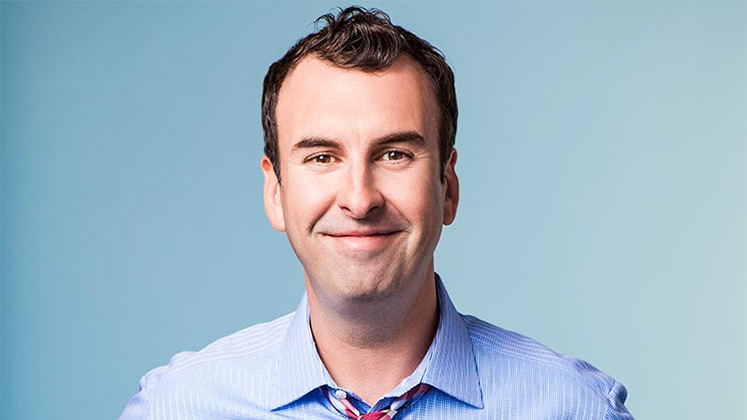 Large image of stand-Up comic Matt Braunger