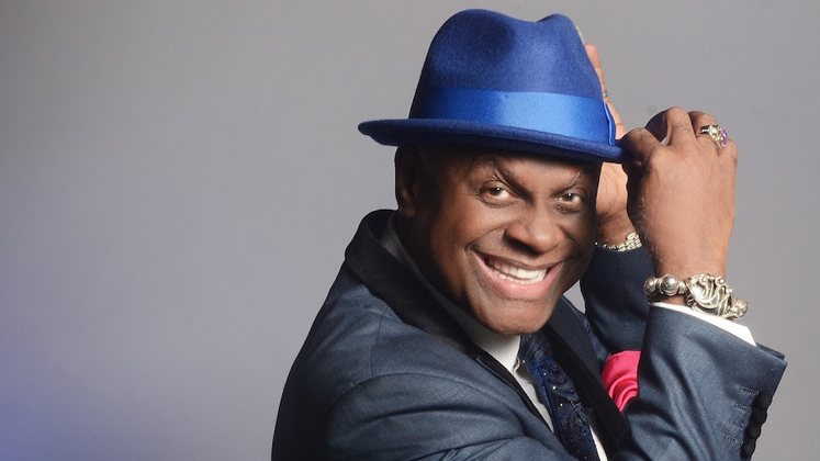 Large image of stand-Up comic Michael Colyar