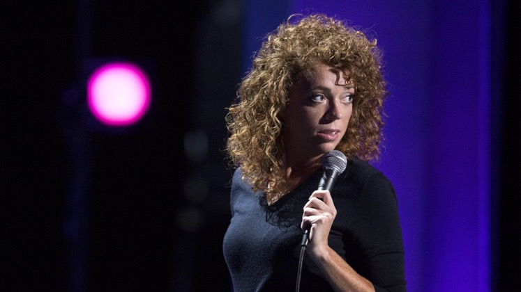 Large image of stand-Up comic Michelle Wolf