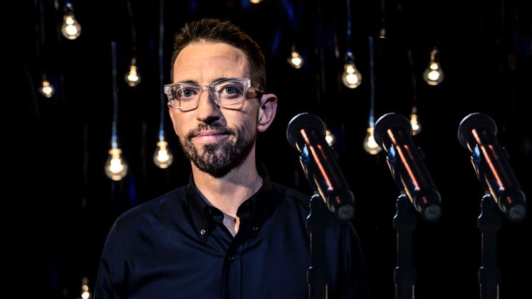 Large image of stand-Up comic Neal Brennan