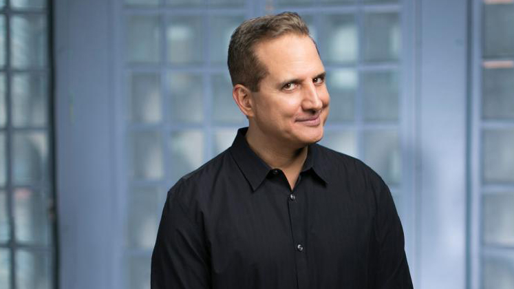 Large image of stand-Up comic Nick Di Paolo}
