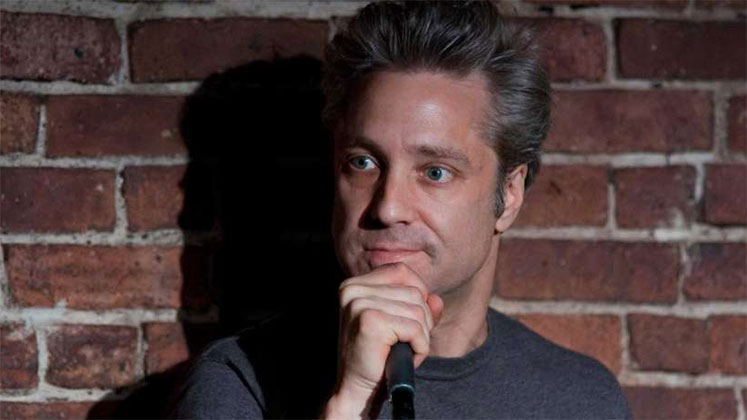Large image of stand-Up comic Nick Griffin
