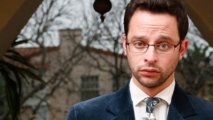 Large image of stand-Up comic Nick Kroll