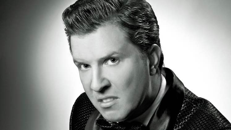 Large image of stand-Up comic Nick Swardson