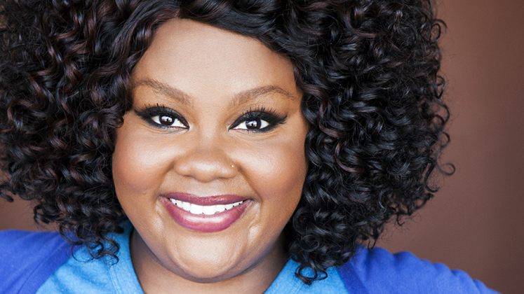 Large image of stand-Up comic Nicole Byer