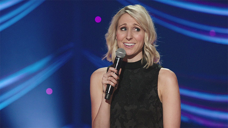 Large image of stand-Up comic Nikki Glaser