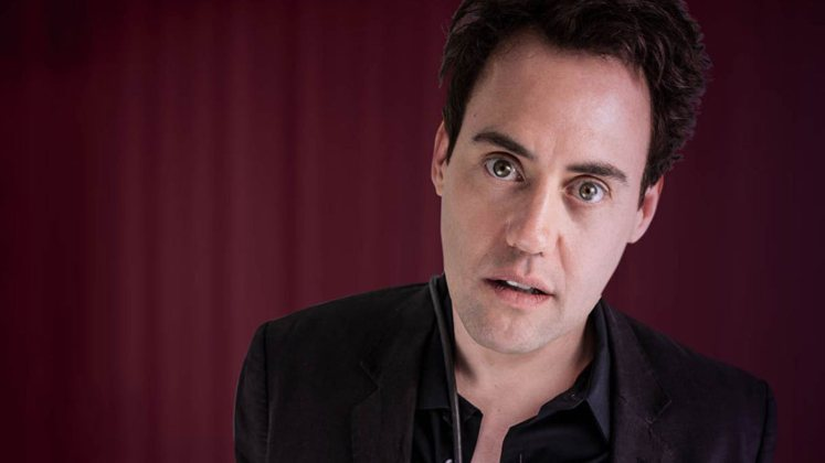 Large image of stand-Up comic Orny Adams