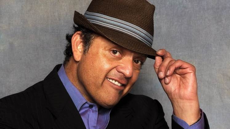 Large image of stand-Up comic Paul Rodriguez