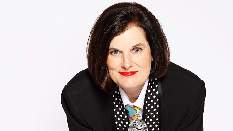 Large image of stand-Up comic Paula Poundstone