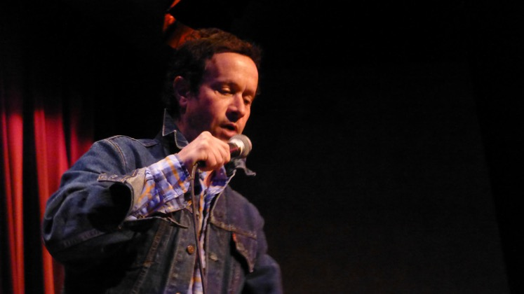 Large image of stand-Up comic Pauly Shore