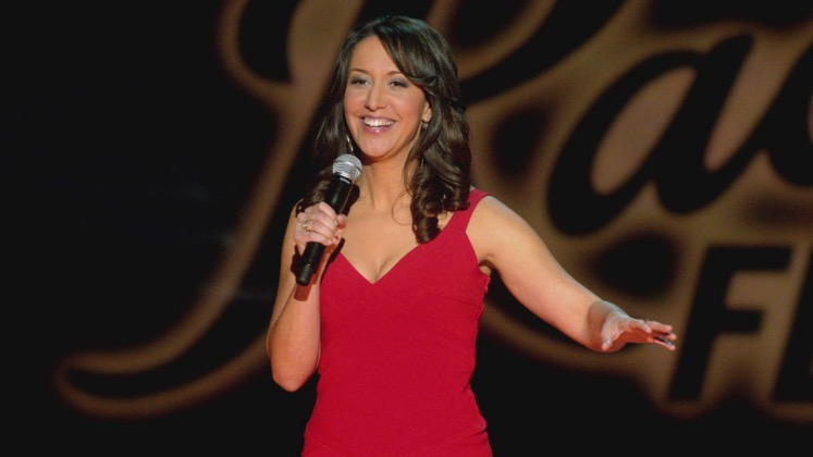 Large image of stand-Up comic Rachel Feinstein