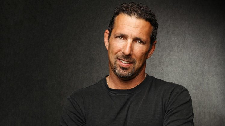 Large image of stand-Up comic Rich Vos