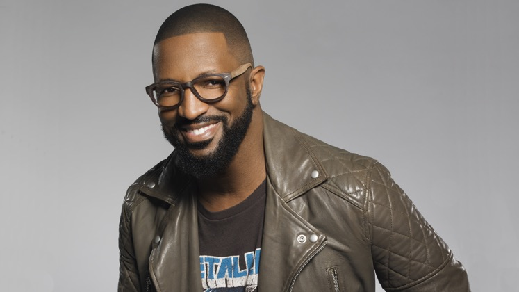 Large image of stand-Up comic Rickey Smiley