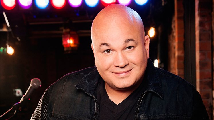 Large image of stand-Up comic Robert Kelly