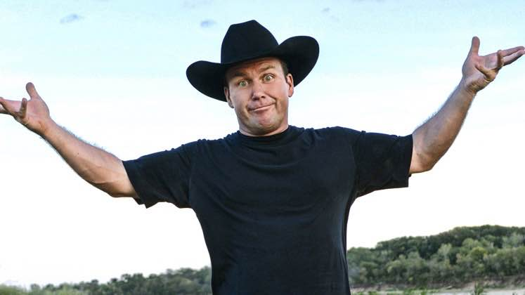 Large image of stand-Up comic Rodney Carrington