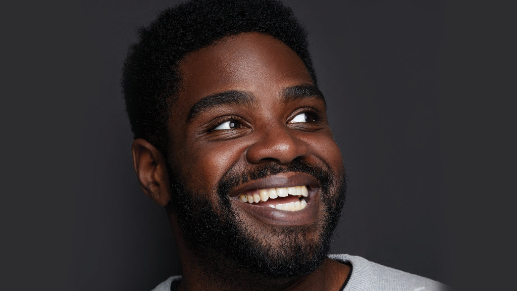 Large image of stand-Up comic Ron Funches