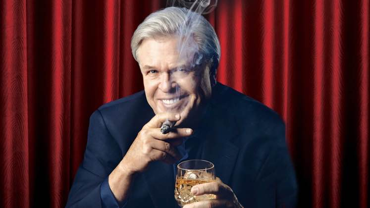Large image of stand-Up comic Ron White