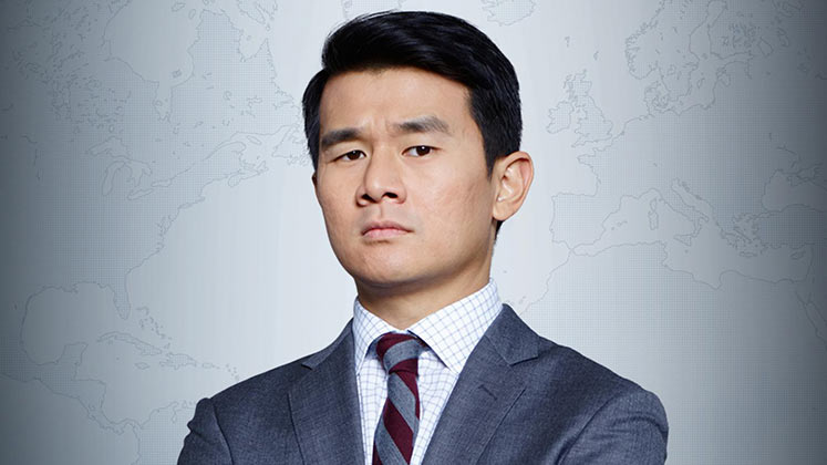 Large image of stand-Up comic Ronny Chieng
