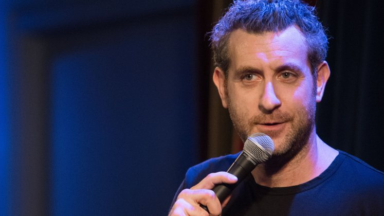 Large image of stand-Up comic Rory Albanese