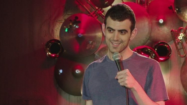 Large image of stand-Up comic Sam Morril