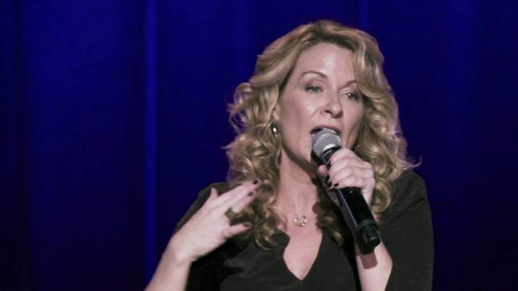 Large image of stand-Up comic Sarah Colonna