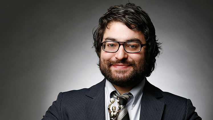 Large image of stand-Up comic Sean Patton