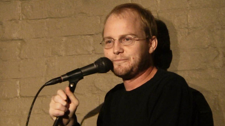 Large image of stand-Up comic Sean Rouse