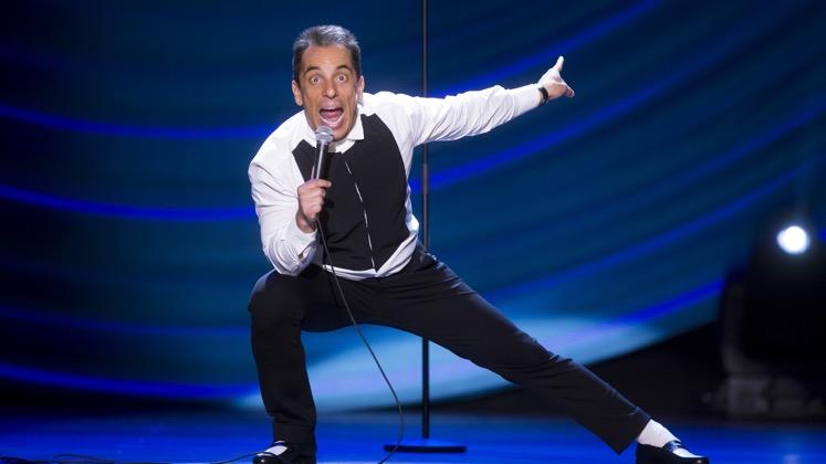 Large image of stand-Up comic Sebastian Maniscalco