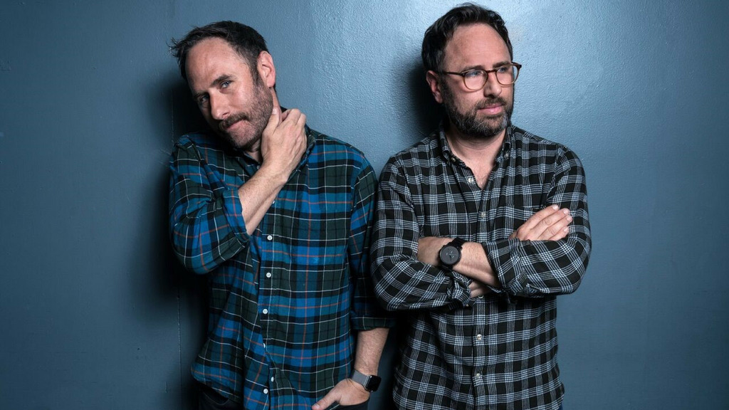 Large image of stand-Up comic Sklar Brothers