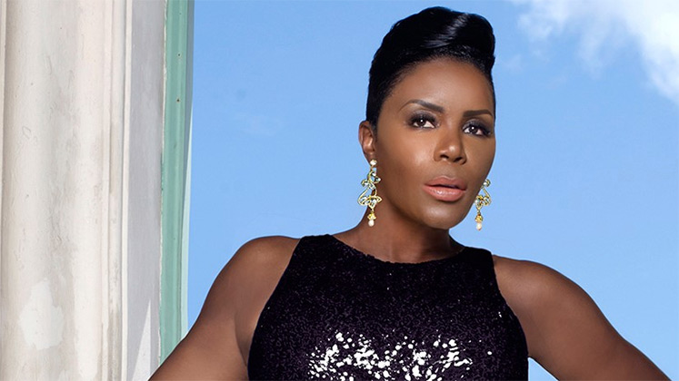 Large image of stand-Up comic Sommore