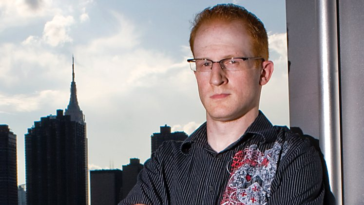 Large image of stand-Up comic Steve Hofstetter