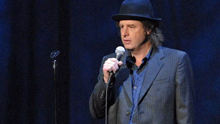 Large image of stand-Up comic Steven Wright