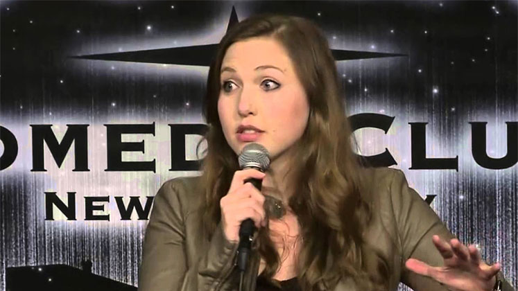 Large image of stand-Up comic Taylor Tomlinson