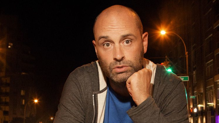 Large image of stand-Up comic Ted Alexandro