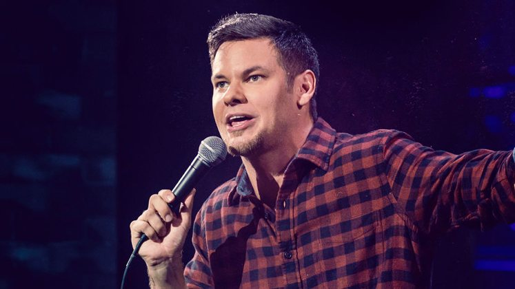 Large image of stand-Up comic Theo Von