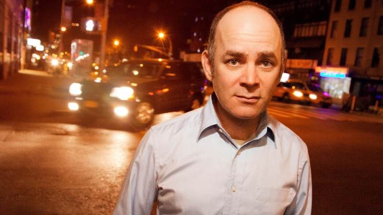 Large image of stand-Up comic Todd Barry